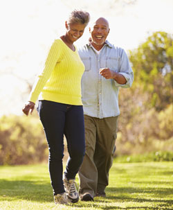 Walking Speed May Predict Dementia, Image: Monkey Business Images/Shutterstock.com
