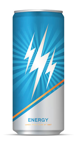 Energy Drinks Hurt Youth Health, Image: d1sk/Shutterstock.com