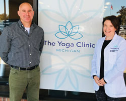 Bridging Yoga and Health Care