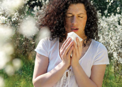 Solutions for Spring Allergies